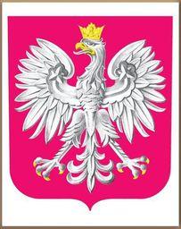 Adamigo Godło RP w ramce ADAMIGO (248903)