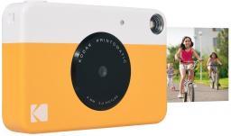 Aparat cyfrowy Kodak Printomatic Żółty (FOTAOAPAKOD00001)