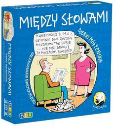 MDR Gra planszowa Między Słowami