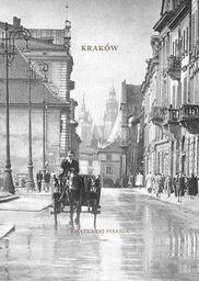 Kraków. Książka do pisania