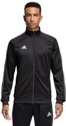 Adidas Bluza męska CORE 18 PES JKT czarna r. M (CE9053)