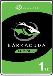 """Dysk Seagate BarraCuda 1 TB 2.5"""" SATA III (ST1000LM049)"""