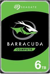 """Dysk Seagate BarraCuda 6 TB 3.5"""" SATA III (ST6000DM003)"""