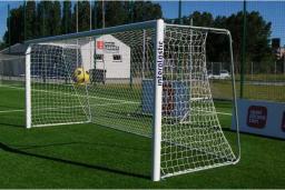 Interplastic Bramka do piłki nożnej 7.32x2.44 m typ 3 (przenośna) - 00005