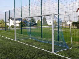 Interplastic Bramka do piłki nożnej 5x2 m typ 2 (tulejowana) - 00002