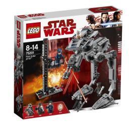 LEGO STAR WARS AT-ST Najwyższego Porządku (LG75201)