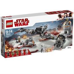 LEGO STAR WARS Obrona Crait (75202)
