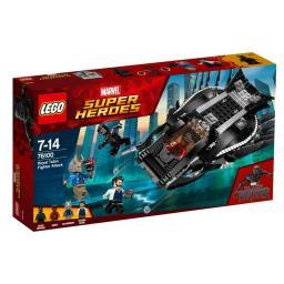 LEGO SUPER HEROES Atak myśliwca Royal Talon Fighter (76100)