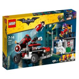 LEGO BATMAN Armata Harley Quinn (LG70921)