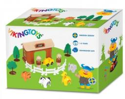 Viking Toys Viking City. Farma z figurkami (045-5568)