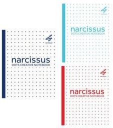 Sztuka Rodzinna Zeszyt Narcissus A5 Kropka 60k 80gsm