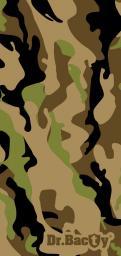 DRBACTY Ręcznik Woodland Camo moro 40x65 cm (DRC-S-WOODLAND)