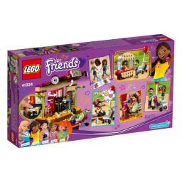 LEGO FRIENDS Pokaz Andrei w parku (41334)