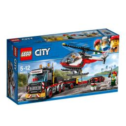 LEGO CITY Transporter ciężkich ładunków (60183)