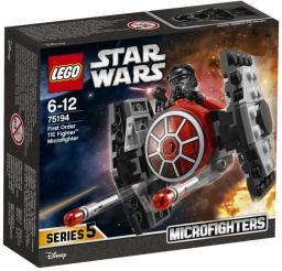 LEGO STAR WARS Myśliwiec TIE Najwyższego porządku (75194)