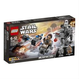 LEGO STAR WARS Ski Speeder kontra maszyna krocząca (75195)