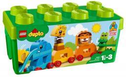LEGO DUPLO Pociąg ze zwierzątkami (10863)