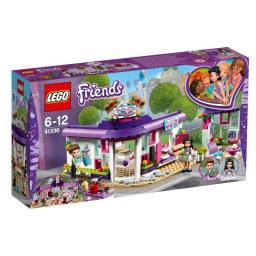 LEGO FRIENDS Artystyczna kawiarnia Emmy (41336)