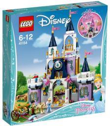 LEGO DISNEY PRINCESS Wymarzony zamek Kopciuszka (41154)