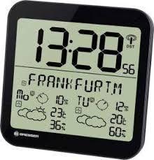 Stacja pogodowa Bresser MyTime Meteotime LCD (7001900CM3000)