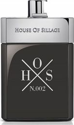 HOUSE OF SILLAGE  Hos N.002 Pour Homme EDP 75ml