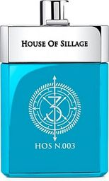 HOUSE OF SILLAGE  Hos N.003 Pour Homme EDP 75ml