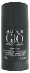 Giorgio Armani Acqua di Gio Profumo  Dezodorant w sztyfcie 75g