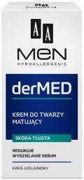 AA Cosmetics Men Dr Med Matujący krem do twarzy 50ml