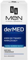 AA Cosmetics Men Dr Med Nawilżający krem do twarzy 50ml