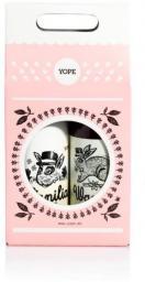 Yope Zestaw dla kobiet Mydło w płynie Wanilia & Cynamon 500ml + balsam do ciała Wanilia & Cynamon 500ml
