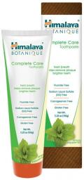 Himalaya Pasta do zębów Botanique Complete Care Toothpaste Simply Peppermint 150g