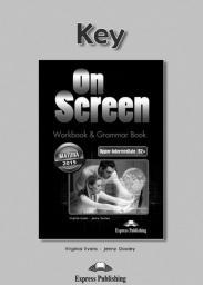 On Screen Upper-Inter B2+ Matura WB&Grammar Key