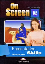 On Screen B2 Presentation skills SB