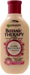 Garnier Botanic Therapy Olejek Rycynowy i Migdał Szampon do włosów osłabionych i łamliwych  400ml