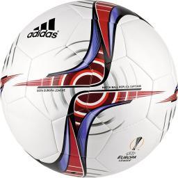 Adidas Piłka nożna Europa League Capitano biała r. 5 (AP1692)