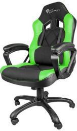 Fotel Genesis Nitro 330 Czarno-zielony (NFG-0906)