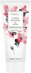Allverne  Cherry Bloosom & Musk Balsam do ciała perfumowany 200ml