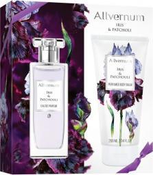Allverne   Zestaw prezentowy Iris & Patchouli