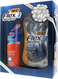 Bic Zestaw prezentowy Flex 3 Comfort