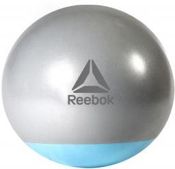 Reebok Piłka gimnastyczna 40017GR 75 cm szara