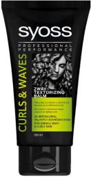 Schwarzkopf Balsam Syoss Curl and Waves 150 ml