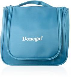 Donegal Kosmetyczka podróżna rozkładana Match Up niebieska (4967) 1szt