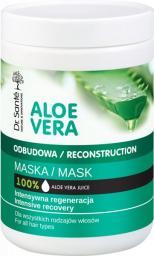 Elfa Pharm Aloe Vera Maska do włosów intensywnie regenerująca  1000ml
