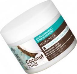 Elfa Pharm Dr. Sante Coconut Hair Maska nawilżająca do włosów suchych i łamliwych 300 ml