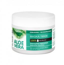 Elfa Pharm  Aloe Vera Maska do włosów z keratyną i ceramidami 300ml
