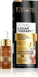 Eveline Royal Caviar Therapy Intensywne Serum-ampułka multiodżywcza na dzień i noc  18ml