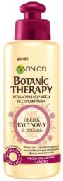 Garnier Botanic Therpy Olejek rycynowy i migdał Krem do włosów 200ml