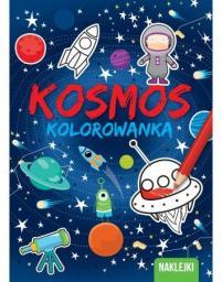 Kolorowanki Kosmos
