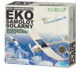 4M Zrób to sam - Samolot solarny 4M (264327)