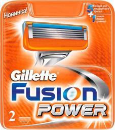 Gillette Wkłady do maszynki Fusion Power 2 szt.